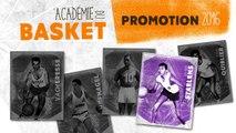 Académie du Basket Français 2016 - Jean-Pierre Staelens