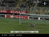 PES6 Anastasiou Left-Footed Goal