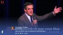 François Fillon cogne sur François Hollande et les journalistes
