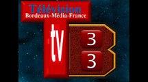 Télévision-Bordeaux-Média-France sandra aimard dédicace son livre Un pavé dans l'édifice à  l'Association le plafond