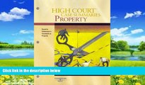 Big Deals  High Court Case Summaries on Property (Keyed to Dukeminier, 6th)  Best Seller Books