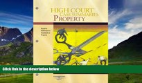 Books to Read  High Court Case Summaries on Property (Keyed to Dukeminier, 6th)  Full Ebooks Most