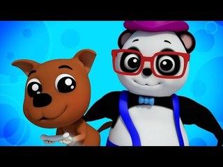 Bao Panda | this old man | nursery rhymes | kids songs | childrens rhymes | 3d rhymes
