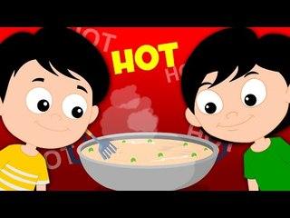 Peas Porridge Hot | Nursery Rhymes For Babies And Kids | Childrens Song