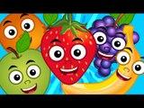 Fruits Song   Learn Fruits   Nursery Rhymes   Kids Songs   Baby Videos