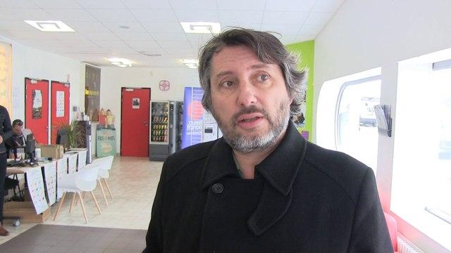 Rencontre avec Bruno Podalydès