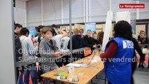 Olympiades des métiers : 5.000 visiteurs attendus ce vendredi à Saint-Brieuc