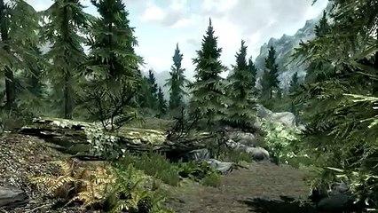 Trailer de comparaison entre les versions PS3/360 et PS4/One de The Elder Scrolls V: Skyrim Special Edition