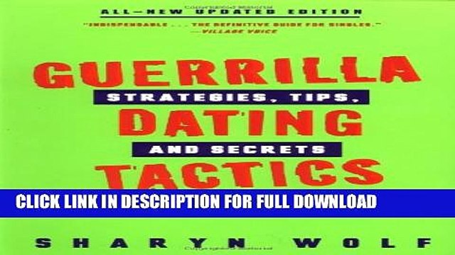 dating secrets and tips