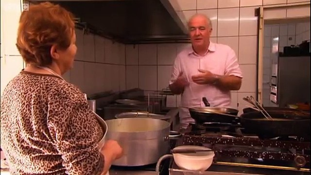 Grouper Bianco fish recipe - Rick Stein's Mediterranean Escape - BBC