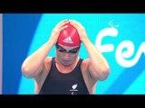 Swimming   Women's 100m Backstroke S8 final   Rio 2016 Paralympic Games