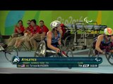 Day 6 evening | Athletics highlights | Rio 2016 Paralympic Games