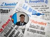 JT&REVUE DE PRESSE DU 13 OCTOBRE 2016: Tshisekedi, acteur-clé de la crise congolaise