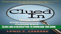 [PDF] Clued In: How to Keep Customers Coming Back Again and Again Full Online