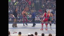 Finlay & MVP vs. Chris Benoit & Matt Hardy (SmackDown 11.5.2007)