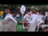 Day 6 morning | Wheelchair fencing highlights | Rio 2016 Paralympic Games