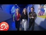 Dorothée, Justine et Minet dans les coulisses du Club Dorothée (1991)
