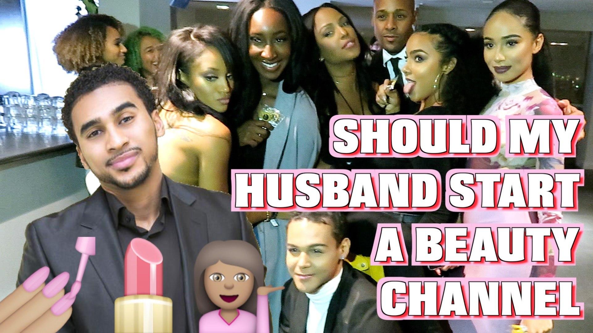 HUSBAND STARTING A BEAUTY CHANNEL [#2 - SEASON 10]