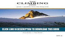 [PDF] The Climbing Zine, Volume 6: Prose and Parables from the Sharp End Full Online