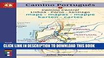 Camino Portugues Karte.Favorit Book A Pilgrim S Guide To The Camino Portuguã S Lisboa