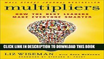 [PDF] Multipliers: How the Best Leaders Make Everyone Smarter Full Online