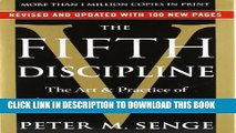 [PDF] The Fifth Discipline: The Art   Practice of The Learning Organization Full Online