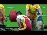 Powerlifting | YE Jixiong  China | Men's - 88kg | Rio 2016 Paralympic Games