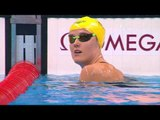 Swimming | Women's 50m Freestyle S9 heat 2 | Rio 2016 Paralympic Games