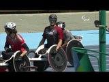 Athletics    Men's 800m - T34 Round 1 Heat 2   Rio 2016 Paralympic Games