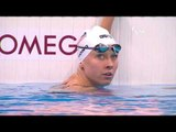 Swimming   Women's 100m Backstroke S8 heat 1   Rio 2016 Paralympic Games