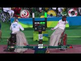 Wheelchair Fencing   KRAJNYAK v XUFENG  Women's Individual Epee A   Rio 2016 Paralympic Games