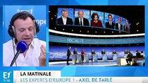 Décryptage du débat de la primaire de la droite et du centre : les experts d'Europe 1 vous informent
