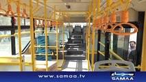 200 more buses arrive in Lahore as Metro routes expanded