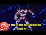Bernard Minet : Les Chevaliers du Zodiaque (Karaoké officiel)