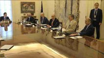 El Gobierno estudia el proyecto presupuestario que exige Bruselas