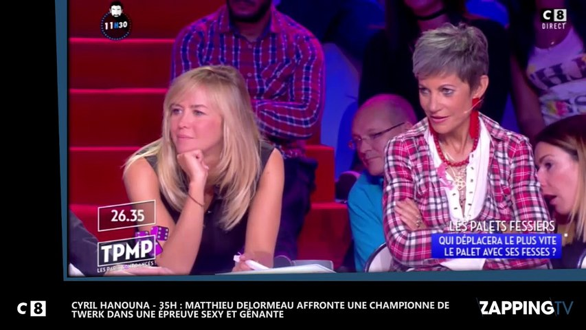 Cyril Hanouna – 35H : Matthieu Delormeau affronte une championne de twerk dans une épreuve sexy et gênante (vidéo)