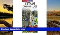 Big Deals  Insight Flexi Map: Vietnam, Cambodia   Laos (Insight Flexi Maps) (Sheet map) - Common