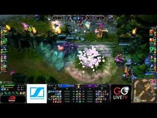 [HK-Esports] e-Sports Dragon vs aLSG @ 香港電子競技總決賽第二階段