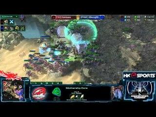 [HK-Esports] StarCraft II:Heart of Swarm - KR Qualifiers (Finals)