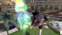 Dragon Ball Xenoverse 2 : Goku Black Gameplay