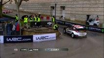 AUTO - WRC - Rallye de Catalogne - ES1 : Ogier pénalisé par la pluie