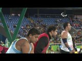 Athletics   Men's Shot Put - F42 Final    Rio 2016 Paralympic Games