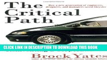 [PDF] The Critical Path: Inventing an Automobile and Reinventing a Corporation Full Online