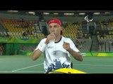 Wheelchair Tennis | GBR v USA | Quad Singles Semifinals | Rio 2016 Paralympic Games