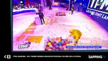 Cyril Hanouna – 35H: Thierry Moreau déguisé en poussin pour son défi, fou rire sur le plateau (Vidéo)