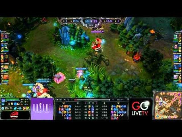 [HK-Esports] WayiSpider vs CGA.Ls / GamaniaBears vs BCT @ 香港電子競技總決賽第二階段