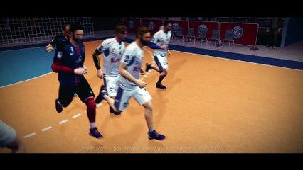 Handball 17 Trailer de lancement de Handball 17