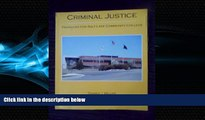 EBOOK ONLINE  Criminal Justice (Salt Lake Community College Version) (Criminal Justice in