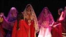 Spectacle Farah - Cours de danse orientale - Ibtissem