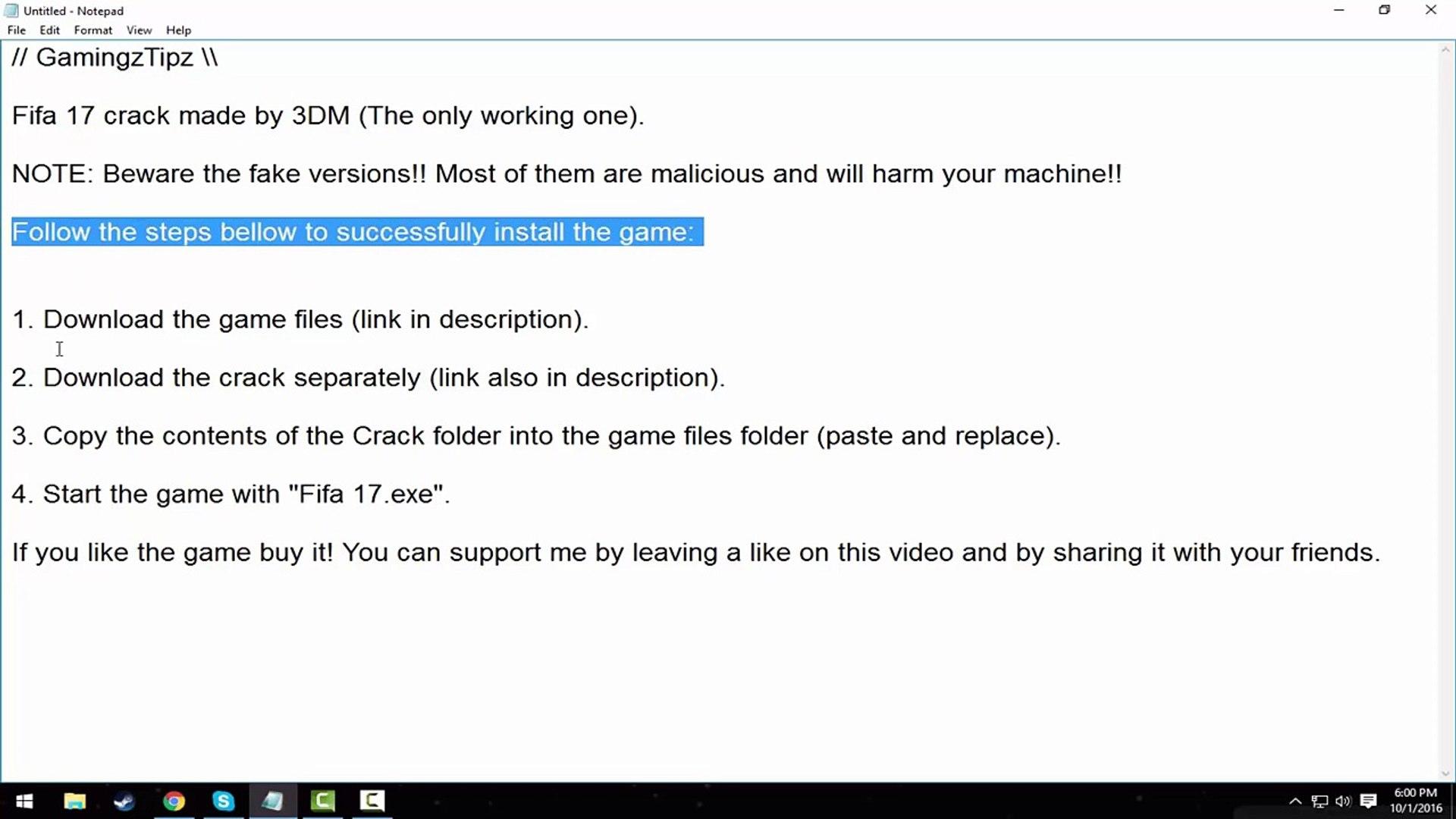 fifa 17 license key generator download